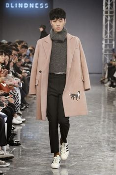 Blindness Fall Winter 2015 Otoño Invierno #Tendencias #Menswear #Trends #Moda Hombre - Seoul Fashion Week M.F.T.