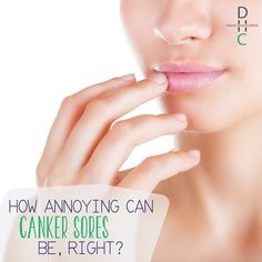 Burning or tingling spot in your mouth? A #cankersore may be on the way. They are not contagious but you can have more than one at a time. Canker sores are really annoying but mostly heal on their own and don't leave a scar.