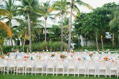 A Colourful Tropical Outdoor Wedding In Puerto Rico