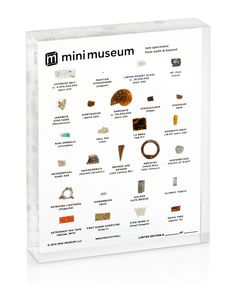 Mini Museum 2: Second Edition (Acrylic) | Mini Museum