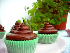 Gasparini: Thermomix, chocolate cupcakes
