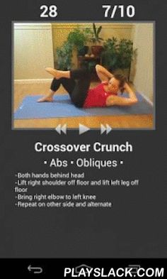 Daily Workouts FREE  Android App - playslack.com , Your own personal trainer wherever you are! FEATURES: • Ten different 5 to 10 minute targeted workouts• 10 to 30 minute randomized full body workouts• 95+ exercises• Great for both men and women• Video showing how to do each exercise • Developed by a certified personal trainer• On-screen instructions and timer• No internet required to do the workoutsDaily Workouts FREE is a great 5 to 30 minute daily workout routine for men and women that…