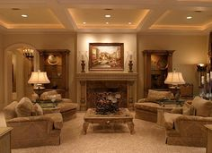 1000 images about living rooms on pinterest million for Million dollar living rooms