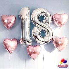 68 ideas for birthday wishes happy birthday birthday surprise 18th Birthday Party Ideas For Girls, 18th Party Ideas, 18 Birthday Party Decorations, Happy Birthday 18th, 18th Birthday Cake, Birthday Presents, Birthday Wishes, Girl Birthday, Birthday Parties