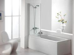 rectangular bath-tub shower combination TABIANO Jacuzzi UK