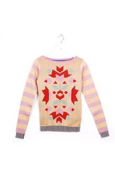 Rotterdam Porcelain Sweater van sheilacouture op Etsy, $98.00