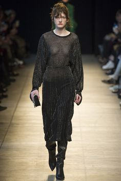 Costume National Fall 2016 Ready-to-Wear Fashion Show