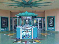 The historic Lido Theatre hold a majority of the Society's screenings.  www.orangecountyfilmsociety.com