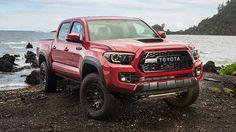 Taco supreme! | 2017 Toyota Tacoma TRD Pro First Drive - Autoblog