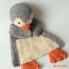 Bit of Color: Pinguin om te knuffelen