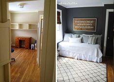 Dear Lillie: Jason's Home Office/Guest Room
