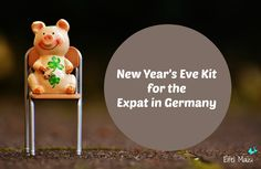 Everything you need to celebrate NYE like a German.