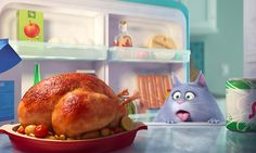 You really MUST go see Secret Life of Pets.  #Chloe