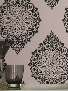 Kelly Hoppen Tattoo Wallpaper, http://www.very.co.uk/kelly-hoppen-tattoo-wallpaper/873376987.prd bedroom?