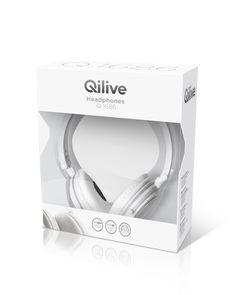 Qilive packaging Headphones, http://www.qilive.com/