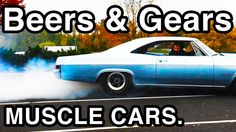 Beers And Gears 2015 [Muscle Cars]