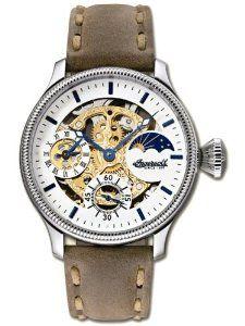 Men's Ingersoll IN7903GWH Wyoming Skeleton Watch Ingersoll. $429.98. Save 14%!