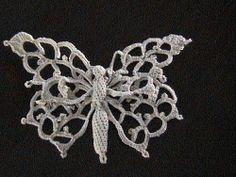 Butterfly...  Mariposa...crochet