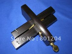 64.90$  Buy now - http://ali13d.worldwells.pw/go.php?t=630937946 - Japanese-style brass screw doulbe-stem Marking Gauge