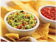 Chili's Bar and Grill Copycat Recipes: Chili's Fire-Grilled Corn Guacamole-If I could only eat one thing for the rest of my life...it could very well be this.