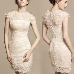 lovely elegant lace skirt