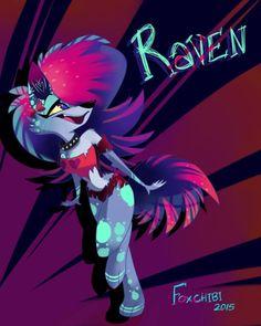 FoxChibi — I love this design that i had to draw fan art; it...