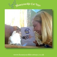 It seems a long time since the results of the Your Cat Magazine Product Awards were announced, but Billy and I were thrilled to receive in the post a certificate confirming our win in the Best Cat Toy category! 😺  #AwardWinning #HoneysuckleCatToys #YourCatMagazine #CatToys #Winner #ChuffedToBits #ShopSmall #ThankYou
