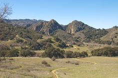 "Considered the recreational crown jewel of the Santa Monica Mountains, Malibu Creek State Park has over 8,000 acres of rolling tallgrass plains, oak savannah's and dramatic peaks. It's no wonder many call it ""The Yosemite of Southern California."" Visit www.xplorela.com for more info."