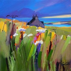 Pam Carter - Stone Cottage And Carrots