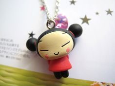 I love Pucca :) Anything Pucca would be well loved :)