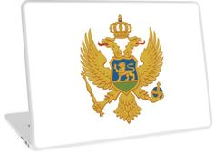 Montenegro coat of arms from the flag of Montenegro. Montenegro Flag, Framed Prints, Canvas Prints, Art Prints, Coat Of Arms, Laptop Skin, Art Boards, Wall Tapestry, Decorative Throw Pillows