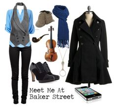 Baker Street Style.  These shoes may be the death of me... But at least I'd die happy :)