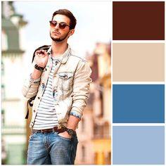 Combinar colores de ropa hombre como combinar colores de ropa para hombre 006