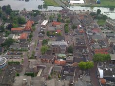 Hardenberg van boven. | Mijn Stad Mijn Dorp