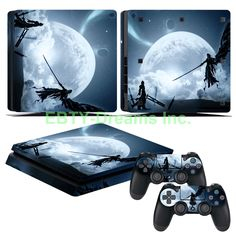 Video Game Accessories Reasonable Final Fantasy 10 X Ff10 Ffx Yuna Tidus Skin Sticker Decal Protector Ps4 Pro Video Games & Consoles