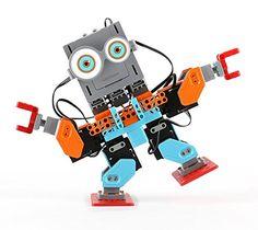 UBTECH Jimu Robot DIY Buzzbot/Muttbot Robotics Kit UBTECH https://www.amazon.com/dp/B01LXZE4MT/ref=cm_sw_r_pi_dp_x_zT.oybBW6YXAV