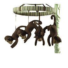 "Mod Pod Pop Monkey Mobile - Kids Line - Babies ""R"" Us"