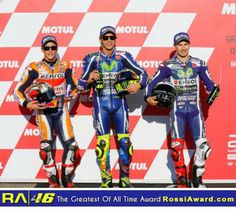 Show YOUR support for The Greatest Of All Time Award 🏆 to Valentino Rossi FOR FREE at RossiAward.com today! #Motegi 2016