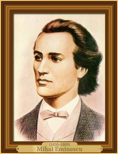Mihai Eminescu, Romanian poet and Special People, Cross Stitch Kits, Change The World, All About Time, Writer, Tapestry, Artist, Artwork, Pictures