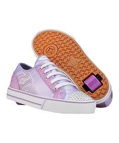 Look what I found on #zulily! Purple Sassy Wheeled Sneaker by Heelys #zulilyfinds
