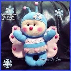 Felt Ornaments Patterns, Felt Crafts Patterns, Felt Crafts Dolls, Felt Dolls, Felt Christmas Ornaments, Christmas Crafts, Animal Sewing Patterns, Felt Quiet Books, Felt Decorations