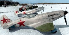 BRIEF HISTORY / TECHNICAL In the late 1940s the SKF requested an increase range of operation of there fighters, at least 1000km at 90% of the cruising speed, using only the inner tank. The building company modified the existing version of I-200 (Mig-1) with one called Mig-3. The changes were applied: The new tank L.250 …