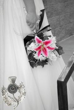 This is what i've decided.....Black and white future wedding and every color that i have would be a pop of color :) Genius....i know