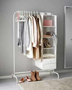 ideas small closet organization cheap ikea hacks for 2019