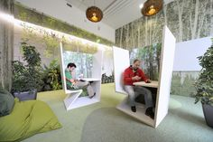 Check Out Google's Crazy Offices In Zurich   Business Insider Australia