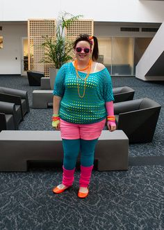 80's Costume  from the workers at 1amllc.com