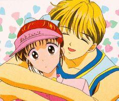Pix For > Marmalade Boy Yuu And Miki
