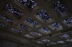 Fiber Optic Ceiling Lights fiber optic light from Light and Water Art