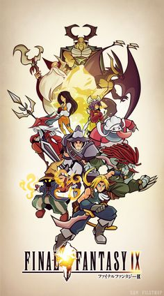 Final Fantasy IX (2000)