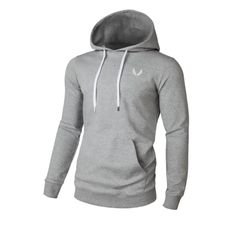 Signature Fitted Pullover 2.0 - Grey